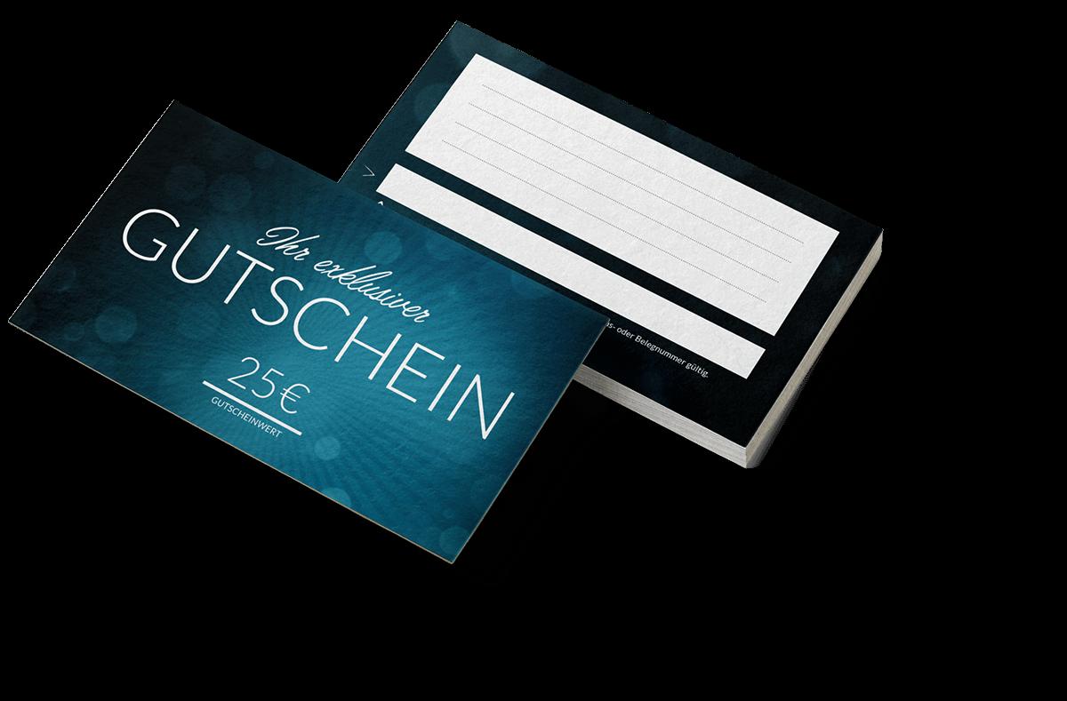 Gutscheine - Friseur Ibbenbüren | Hair Design Wesselmann